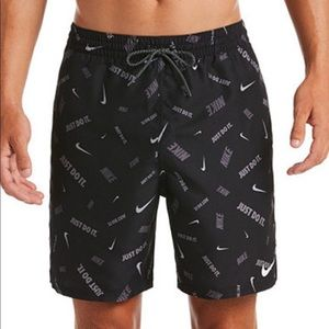 "Nike 7"" Swim Trunks"